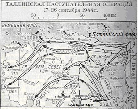 Осенью 1944 года, ставка планировала крупномасштабное зимнее наступление